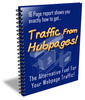 Thumbnail Traffic From Hubpages eBook (PLR)